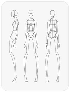 Woman body figure fashion template (D-I-Y your own Fashion Sketchbook) (Keywords: Fashion, Illustrat Fashion Illustration Template, Fashion Sketch Template, Fashion Figure Templates, Fashion Design Template, Illustration Mode, Fashion Design Sketches, Design Illustrations, Fashion Illustration Poses, Design Templates