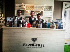 @fevertree_es en @Ginmotive con la colaboración de @gintinto y la nueva Cuore de @fragariagin by ginandtwitts