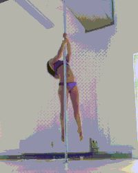 spin choreography fitness pole GIF Thats mad athletic! Aerial Dance, Aerial Hoop, Aerial Silks, Dance Gif, Yoga Dance, Pole Dance Moves, Pole Dancing Fitness, Pole Fitness Moves, Pole Dancing Clothes