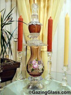gazing Glass.com inspires me ..