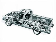 Volkswagen_Caddy_Pickup 2 door_1980.jpg 1,024×768 pixels