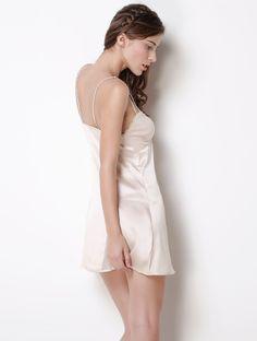 Sexy Slip With Mesh Bra Design,$118.98