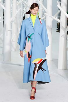 Delpozo - Fall 2015 Ready-to-Wear - Look 15 of 44