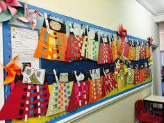 Katie Morag Art Katie Morag, Preschool Scavenger Hunt, Art For Kids, Crafts For Kids, Cultural Crafts, American Heritage Girls, Kids Education, Education Quotes, Robert Burns