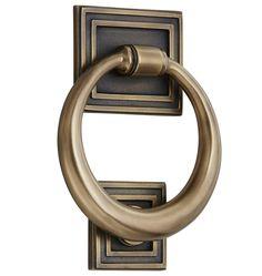 Classic Ring Door Knocker | Rejuvenation