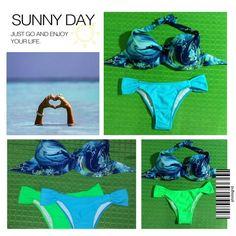 Monte seu Bikini by Val