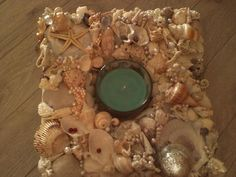 Item 189 Bring the Summer breezes in while by SouthernCharmSeaside Seashell Centerpieces, Beach Wedding Centerpieces, Seaside Shops, Summer Breeze, Wedding Themes, Sea Shells, Bring It On, Shape, Etsy
