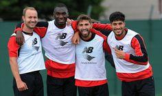 Latihan di Melwood tetap berjalan - Liverpool FC