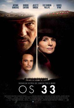 CCL - Cinema, Café e Livros: FILME: Os 33