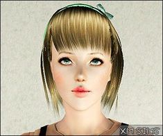 XM Sims 3 | the Sims 3 | Free Downloads | Hair