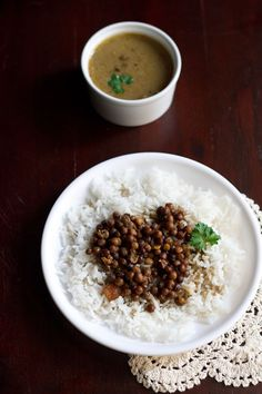 Brahmini style matki chi usal traditionally prepared sprouted moth kala vatana amti or black peas curry recipe on the occasion of ganesh chaturthi today forumfinder Image collections