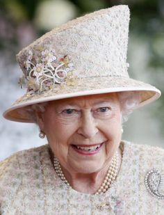 Queen Elizabeth, April 30, 2013   The Royal Hats Blog