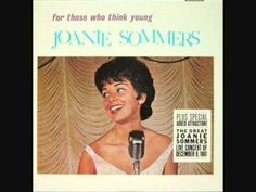Joanie sommers Johnny get angry.Orginal vinyl recording This tune was first on my number-one chanell (toppcat64) . i have only change photo