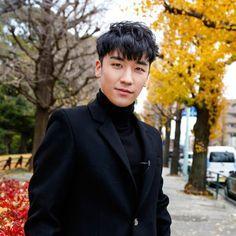 Big Bang - Seungri for Daily Music Japan