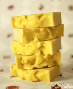 bastille cold process soap