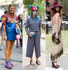 Most Amazing Street Style Looks from Milan Fashion Week Spring 2015  #streetstyle #streetfashion #fashionweek