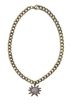 Star Burst Necklace