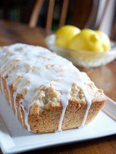 Dairy Free Coconut Lemon Bread Recipe