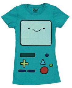 Adventure Time I Am Beemo Babydoll T-Shirt