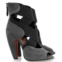 Sergio Rossi Ankle Boots - Kyle Anderson Ultimate Accessories - Marie Claire