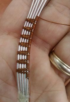 wire wrap pattern