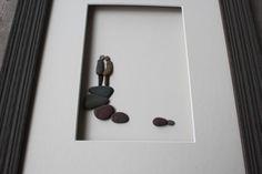 Pebble art of Nova Scotia ~ by Sharon Nowlan