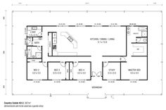 40x50 metal building house plans 40x60 home floor plans for Metal houses floor plans