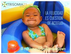 Hablemos desíndrome de Down //Let's talk about Down Syndrome