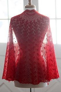This pattern is available on Patternfish as a KnitCompanion-ready file! Шаль спицами