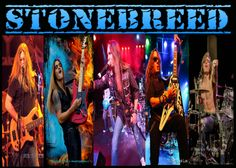 Check out STONEBREED on ReverbNation