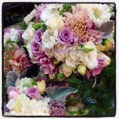 Gonzalez bridal bouquet