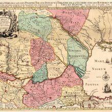 161685-6745 Vintage World Maps, History, Historia