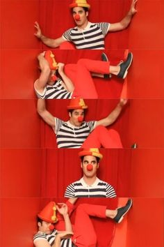 Glee. Blaine Anderson