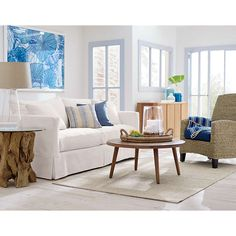 Slipcover Only for Willow Modern Slipcovered Full Sleeper Sofa + Reviews | Crate and Barrel White Apartment, Apartment Sofa, Bonus Room Design, Dining Room Design, Living Room On A Budget, New Living Room, Coffee Table Crate And Barrel, Full Sleeper Sofa, Daybed With Trundle