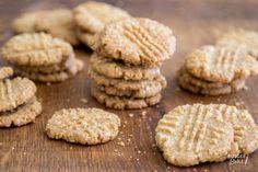 Recept: Krokante haverkoekjes / Recipe: Crunchy oatmeal cookies