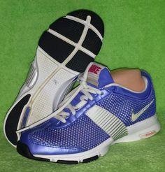 Nike Zoom Trainer Essential II Women's Running Shoes Purple Size 5 EUC #Nike #RunningCrossTraining