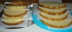 Υλικά για το μεγάλο ταψί νο 30-35 η 2 φόρμες των 22 εκατοστών συν μια φόρμα ψηλή των 17 εκατοστών  9 αυγά μεγάλα χωρισμένα σε κρόκους ... Greek Desserts, Trifle Desserts, Greek Recipes, Food Network Recipes, Food Processor Recipes, Cooking Recipes, The Kitchen Food Network, Cake Recipes, Baking