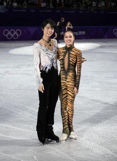 ピョンチャンオリンピック2018のフィギュアスケートの写真ニュースページ - 日刊スポーツ新聞社のニュースサイト、ニッカンスポーツ・コム(nikkansports.com)。