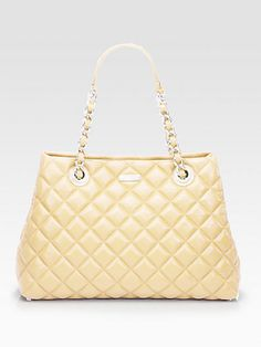 Kate Spade New York - Maryanne Chain Tote Bag - Saks.com