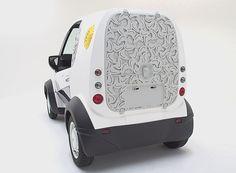 honda kabuku 3D print car designboom