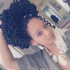 All our textures are wonderfully made. @nerissanefeteri #naturalhairdoescare #texturethursday #nhdcLOCS