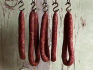 And make charcuterie and salumi, or cheese, or any other manner of domestic arts our forebears once held so dear. Join the DIY food revolution! Homemade Sausage Recipes, Pork Recipes, Cooking Recipes, Salami Recipes, How To Make Sausage, Sausage Making, Charcuterie, Bratwurst, Home Made Sausage