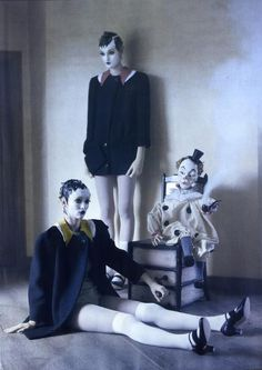 tim walker fairy tale photos | Tim Walker loves dolls_Dalle fairy tales al dark gothic, da bambole e ...