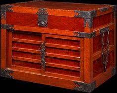 Meubles japonais sur pinterest mobilier asiatique for Meuble asiatique ancien