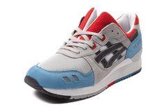 ASICS GEL LYTE III (EXPLORATION PACK) | Sneaker Freaker