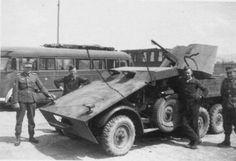Field conversion. Protze 'ersatz' tank destroyer... No place or date mentioned.