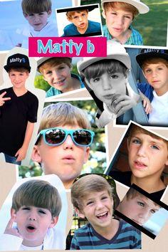 Mattyb !!!!! Love this kid! He's so cute :)
