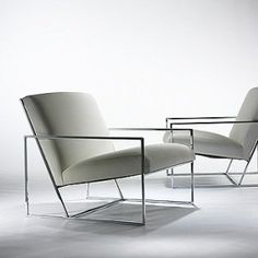 Lounge chair Milo Baughman _ Possible living room chairs? Not colour but style Furniture Makeover, Furniture Decor, Furniture Design, Vintage Furniture, Modern Furniture, Luxury Furniture, Funky Chairs, Transforming Furniture, Living Room Lounge