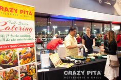 #CrazyPIta at the Nathan Adelson Hospice annual Wine & Food Tasting Extravaganza 2016