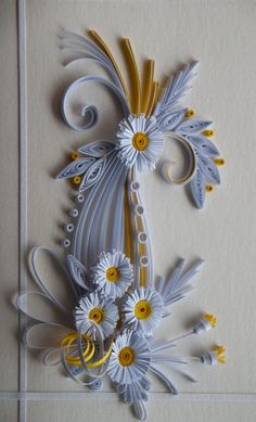 Site of beautiful quilling